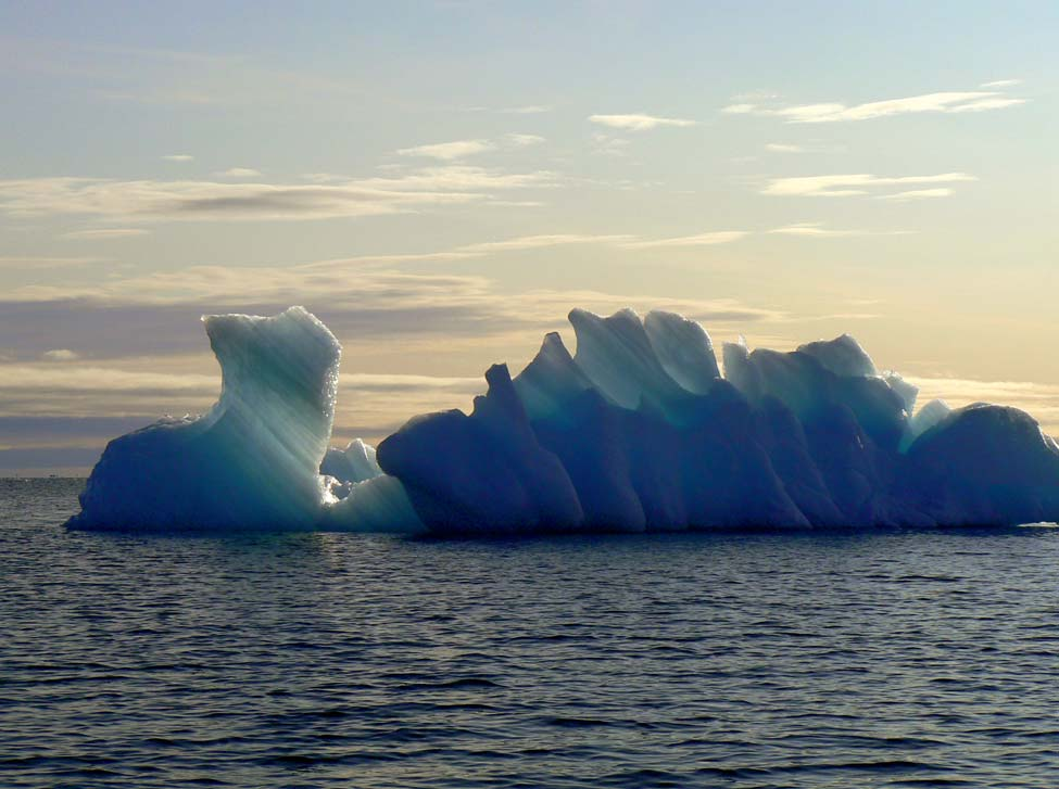 Iceberg, Croker Bay (From Our Ice is Vanishing/Sikuvut Nunguliqtuq)