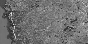 Figure 2.6 Kaachewaapechuu (Google Earth)