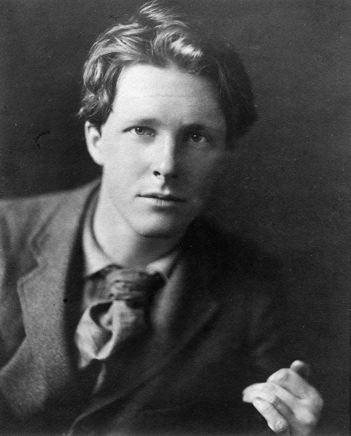 Excerpt Fatal Glamour The Life Of Rupert Brooke