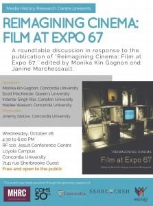 Expo Book Event Poster