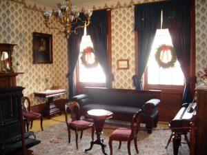 Parlour, Mackenzie House 2006