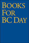 Books for BC Day
