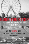 Book your trip to stay at home with an MQUP title