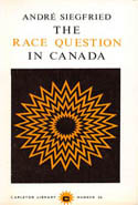 The Race Question In Canada