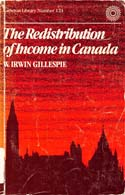 The Redistribution of Income in Canada