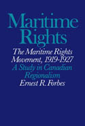 The Maritime Rights Movement, 1919-1927