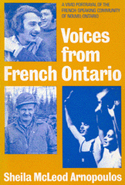 Voices from French Ontario