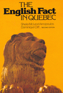 The English Fact in Quebec, Second Edition