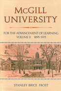 McGill University, Vol. II