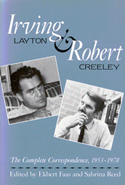Irving Layton and Robert Creeley