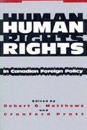 Human Rights in Canadian Foreign Policy