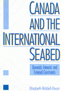 Canada and the International Seabed