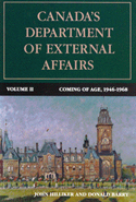 Canada's Department of External Affairs, Volume 2