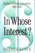 In Whose Interest?