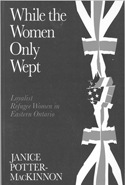 While the Women Only Wept