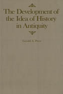 The Development of the Idea of History in Antiquity