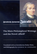 The Main Philosophical Writings and the Novel Allwill