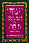 Christian Ethics and Political Economy in North America
