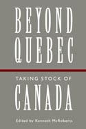 Beyond Quebec