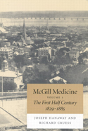 McGill Medicine, Volume 1