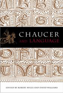 Chaucer and Language