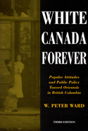 White Canada Forever, Third Edition