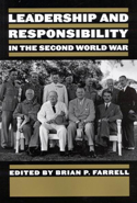 Leadership and Responsibility in the second World War