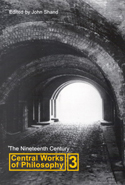 Central Works of Philosophy, Volume 3