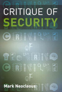 Critique of Security