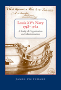Louis XV's Navy, 1748-1762