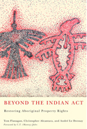 Beyond the Indian Act