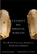Canada's Big Biblical Bargain