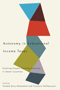Autonomy in Subnational Income Taxes
