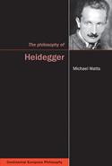 The Philosophy of Heidegger