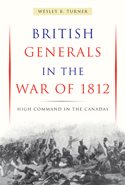 British Generals in the War of 1812