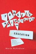 Fragile Majorities and Education