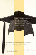 The Development of Postsecondary Education Systems in Canada