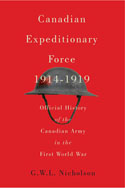 Canadian Expeditionary Force, 1914-1919