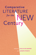 Comparative Literature for the New Century