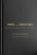 Power and Subsistence