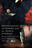 Professional Autonomy and the Public Interest
