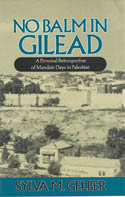 No Balm in Gilead