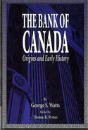 Bank of Canada/La Banque du Canada