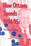 How Ottawa Spends, 1994-1995