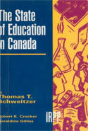 The State of Education in Canada