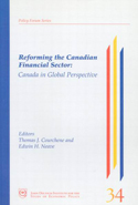 Reforming the Canadian Financial Sector