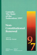 Canada: The State of the Federation 1997