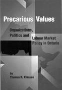 Precarious Values