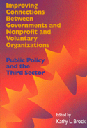 Improving Connections between Governments, Nonprofit and Voluntary Organizations