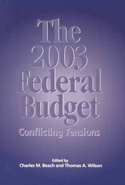 The 2003 Federal Budget